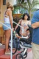 beyonce flaunts new haircut at lunch with jay z blue ivy 07