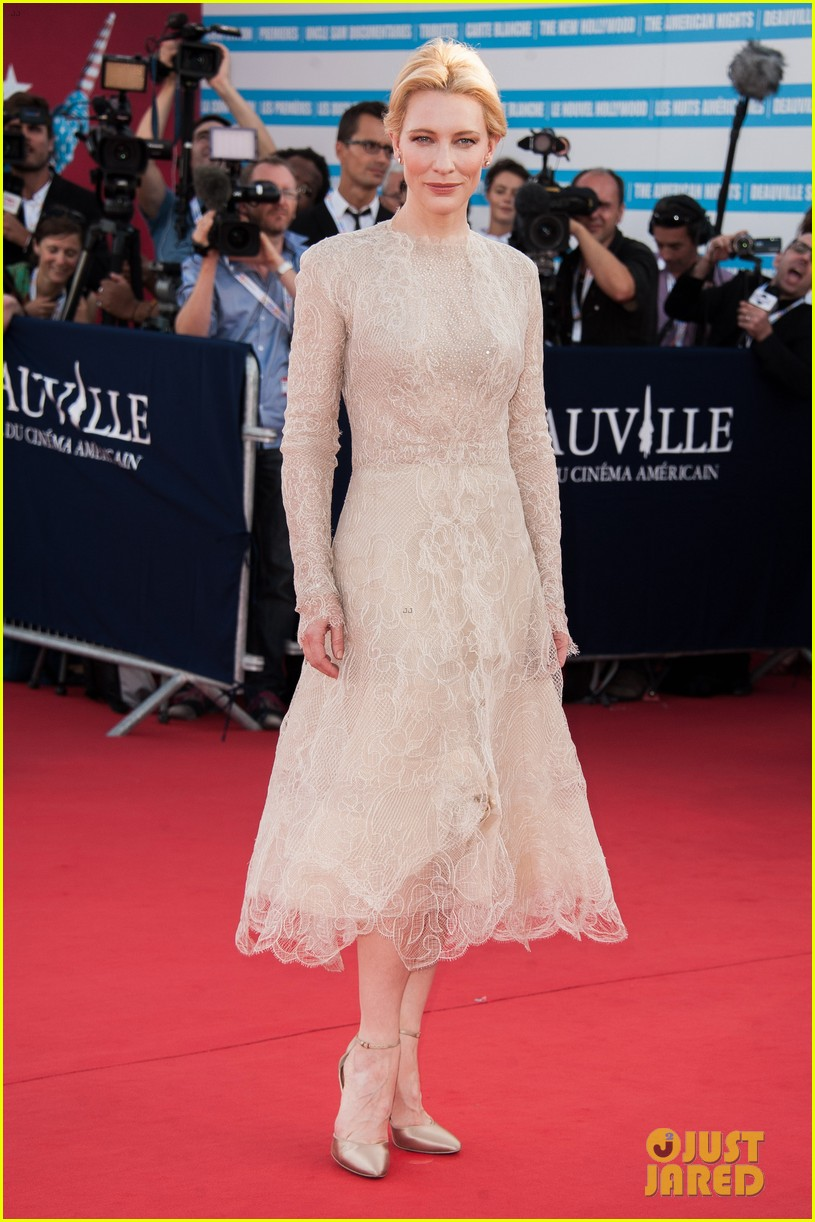 cate blanchett michael douglas deauville opening ceremony 032940810