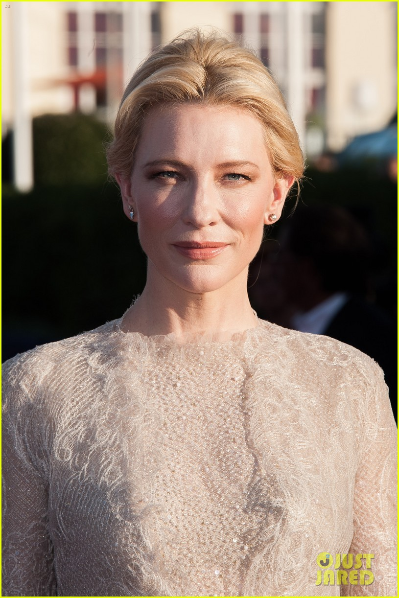 cate blanchett michael douglas deauville opening ceremony 10