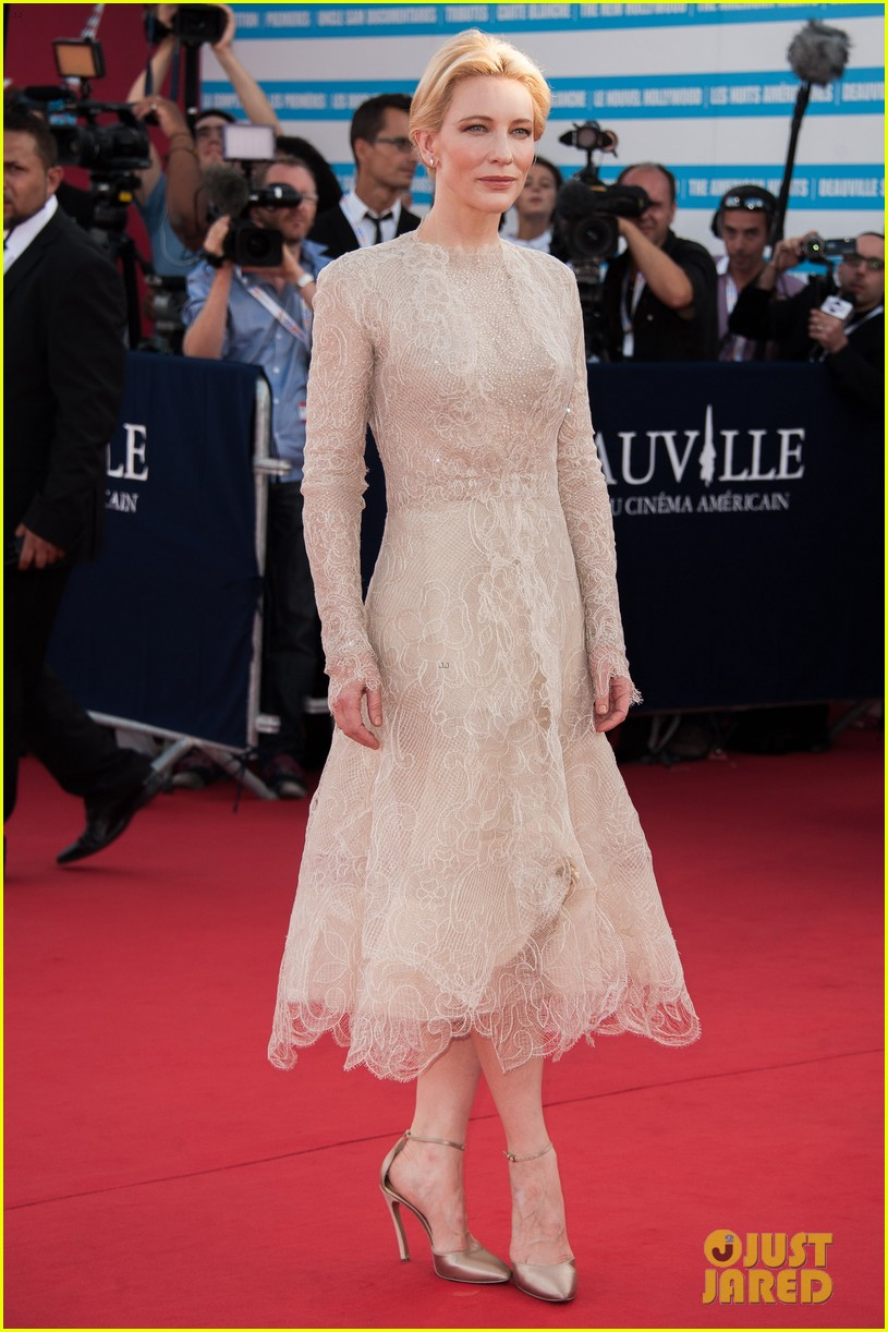cate blanchett michael douglas deauville opening ceremony 112940818
