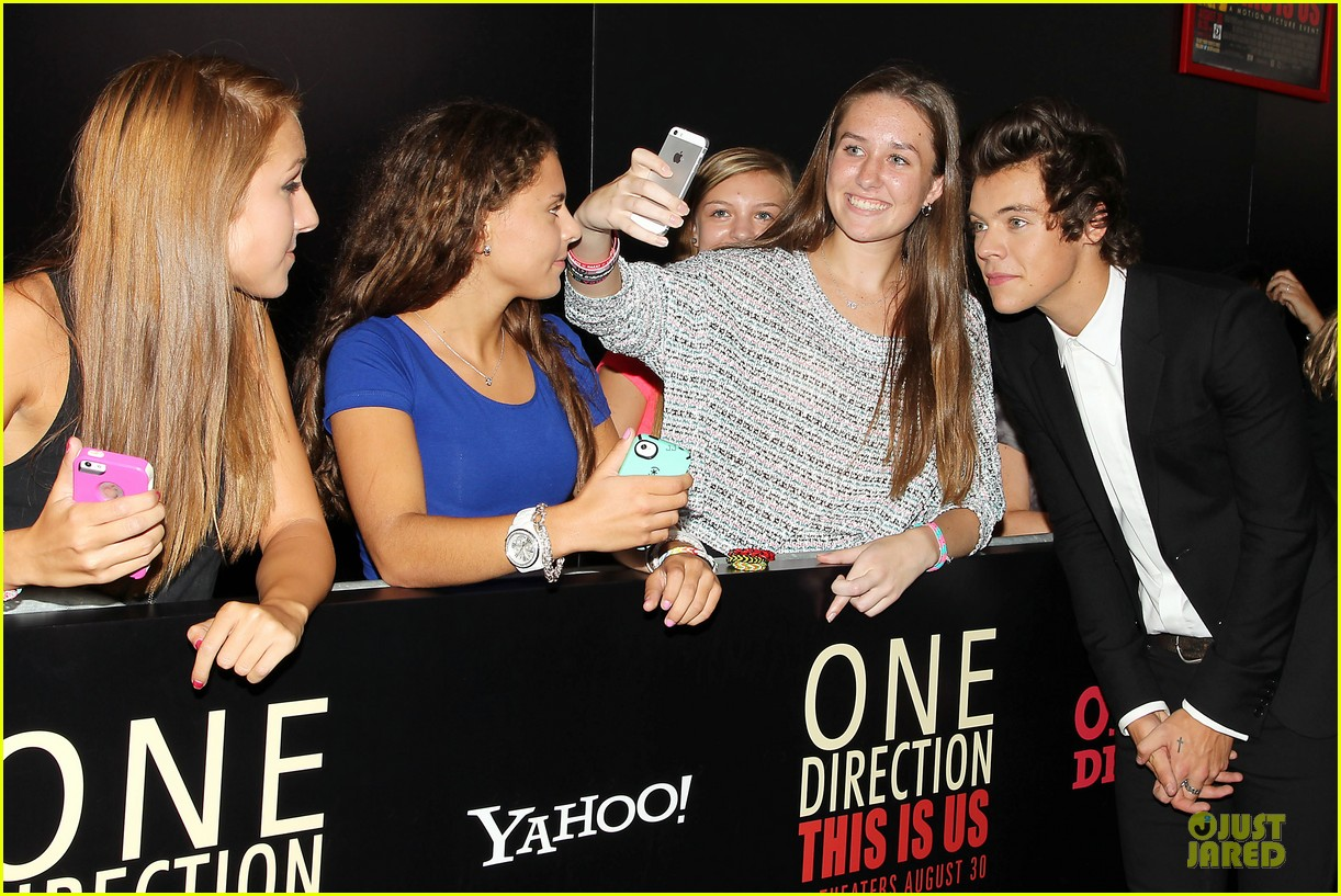 one direction this is us world premiere in nyc 11
