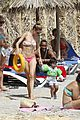 doutzen kroes bikini vacation after emilio pucci announcement 12