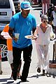 ellen pompeo family day out after volunteering at childrens hospital 03