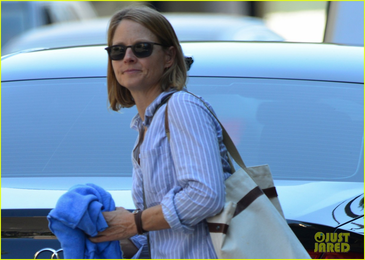 jodie foster orange black star talks working wiith jodie 02