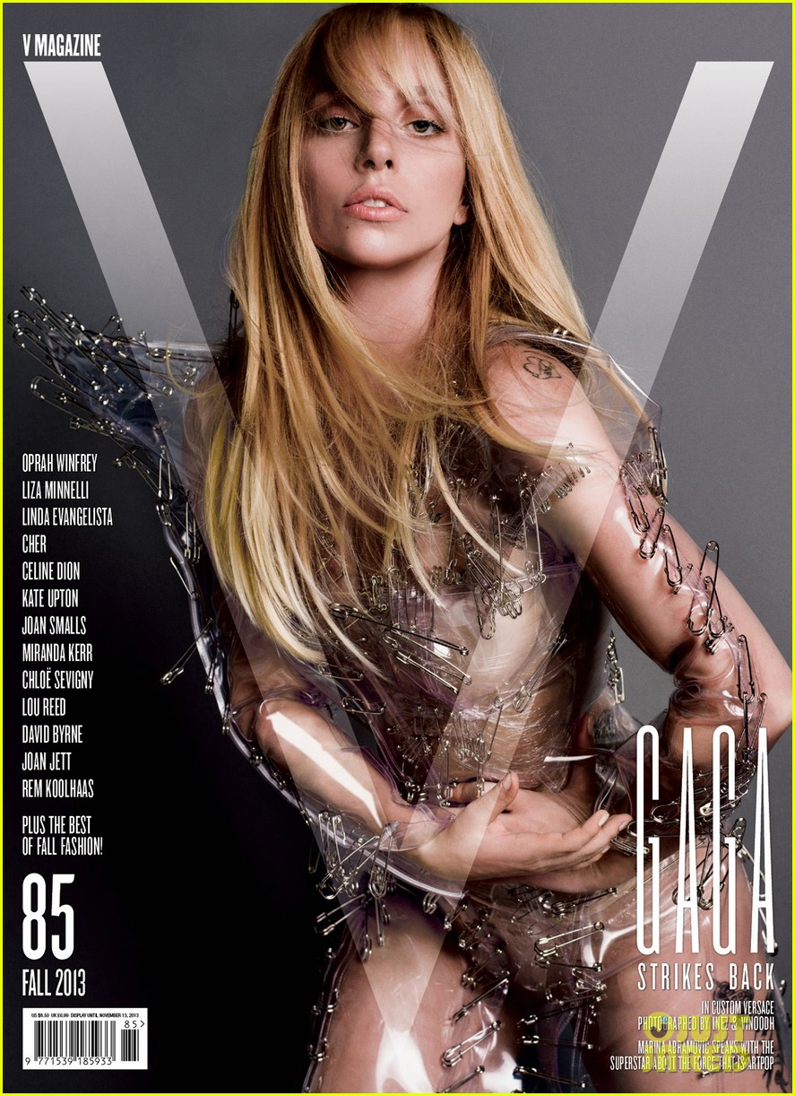 lady gaga final nude v magazine images 052930799