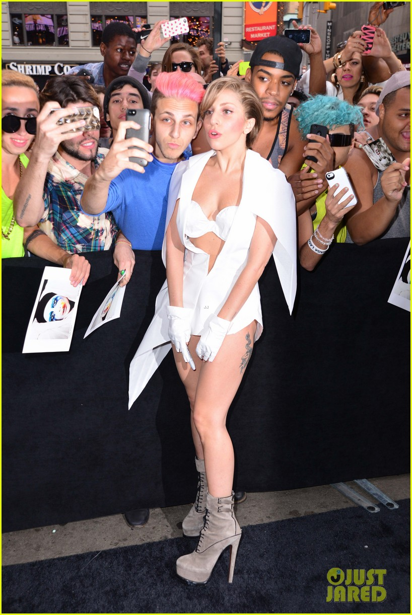 lady gaga good morning america interview 112933287