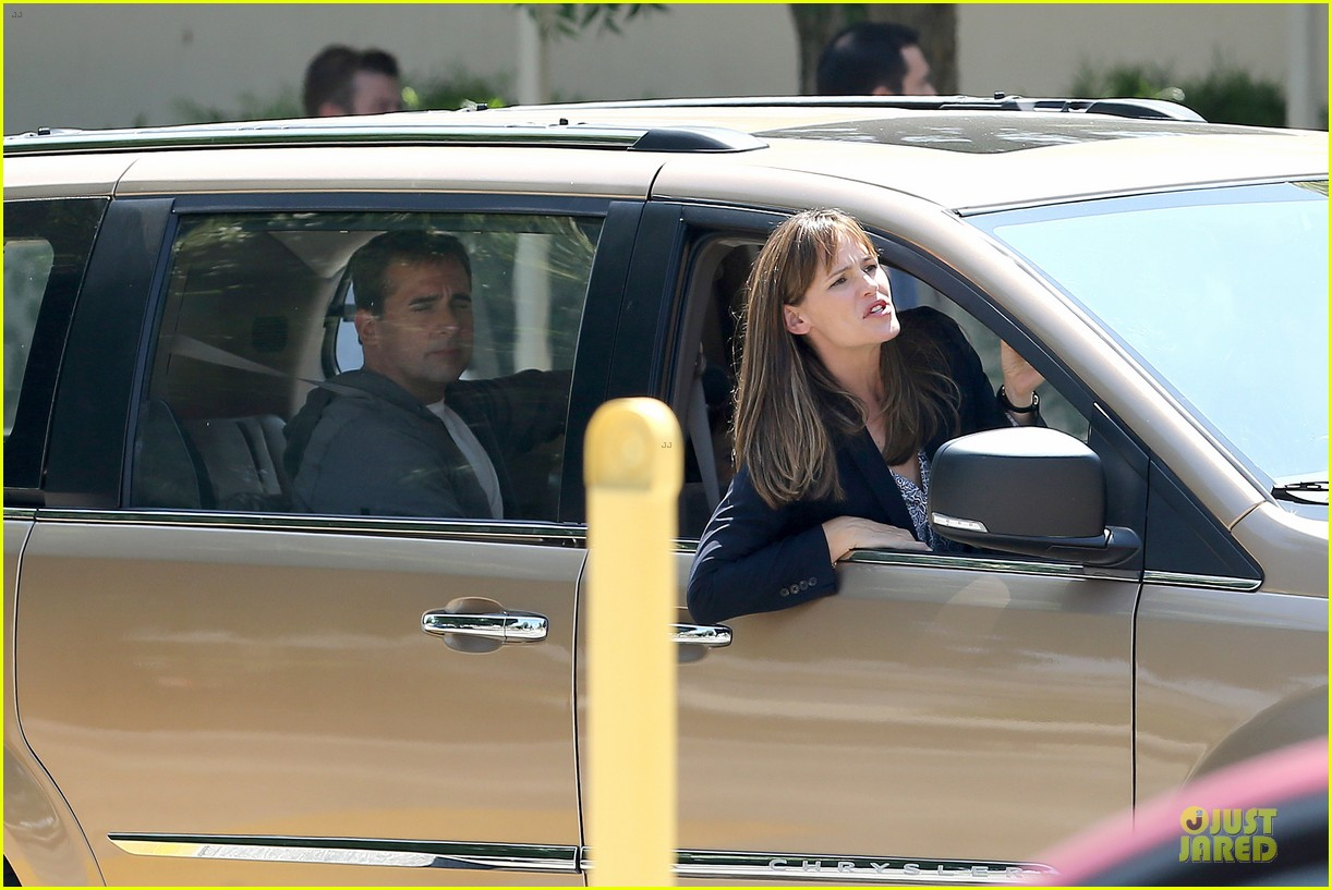 jennifer garner alexander set with steve carell 102933711