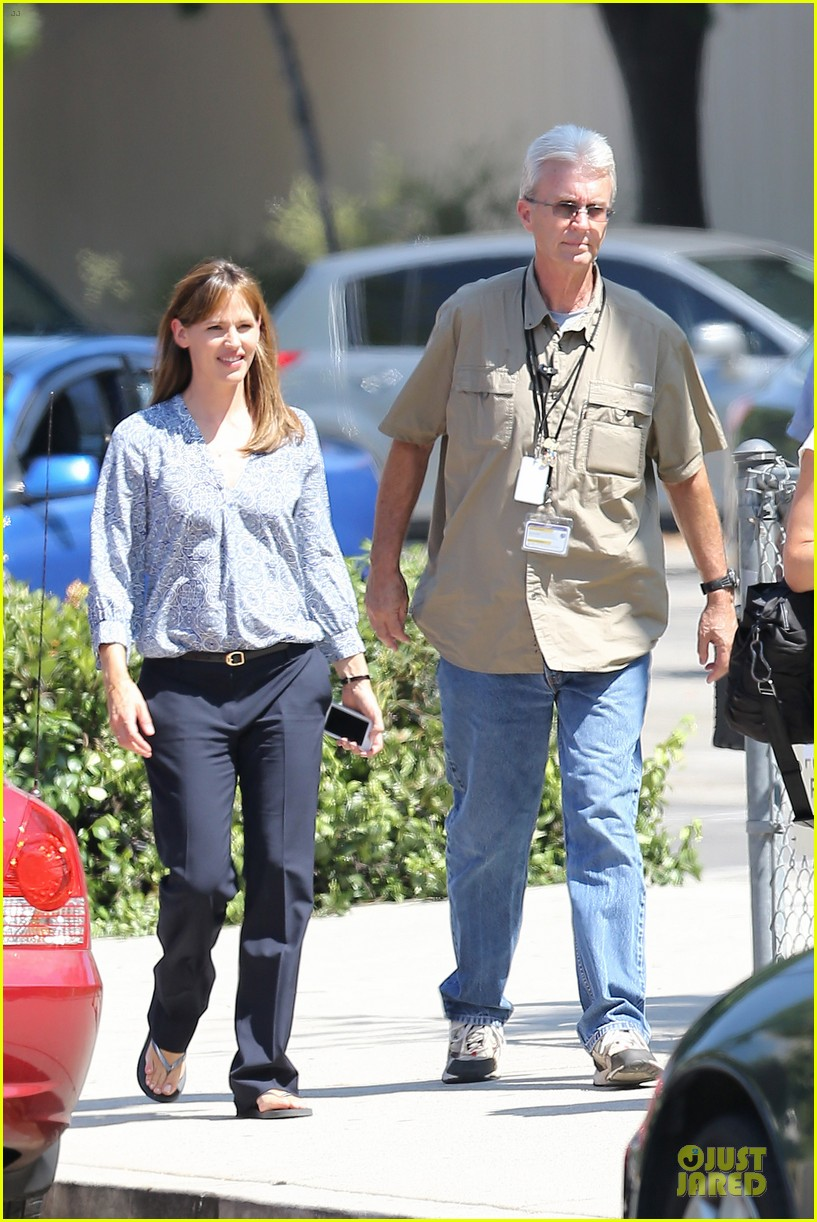 jennifer garner alexander set with steve carell 222933723