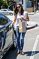 jennifer garner seraphina ballet pickup after lunch with violet 06