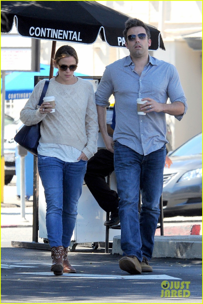 jennifer garner ben affleck share romantic weekend lunch 24