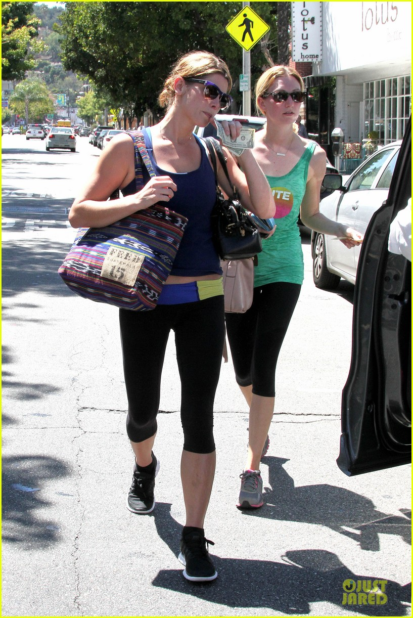 ashley greene works out twice in one day 29