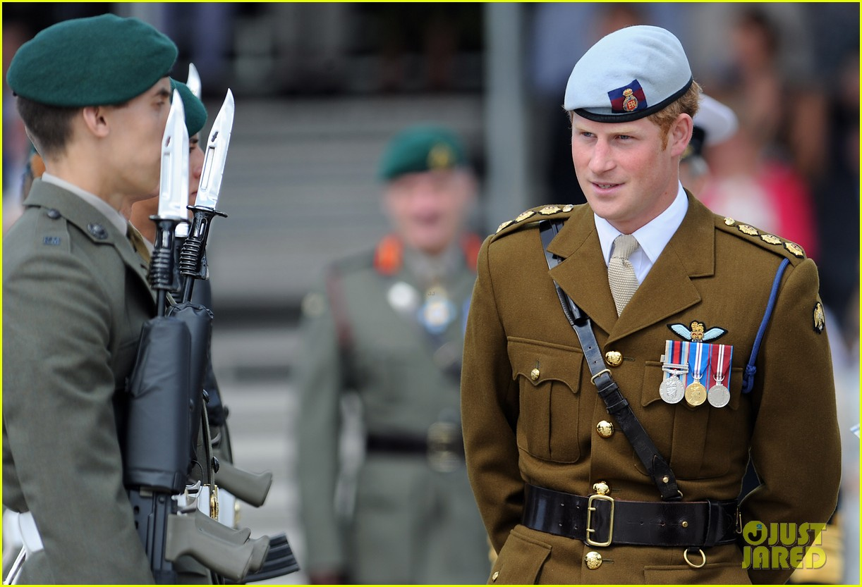 prince harry opens royal marine center in devenport 08