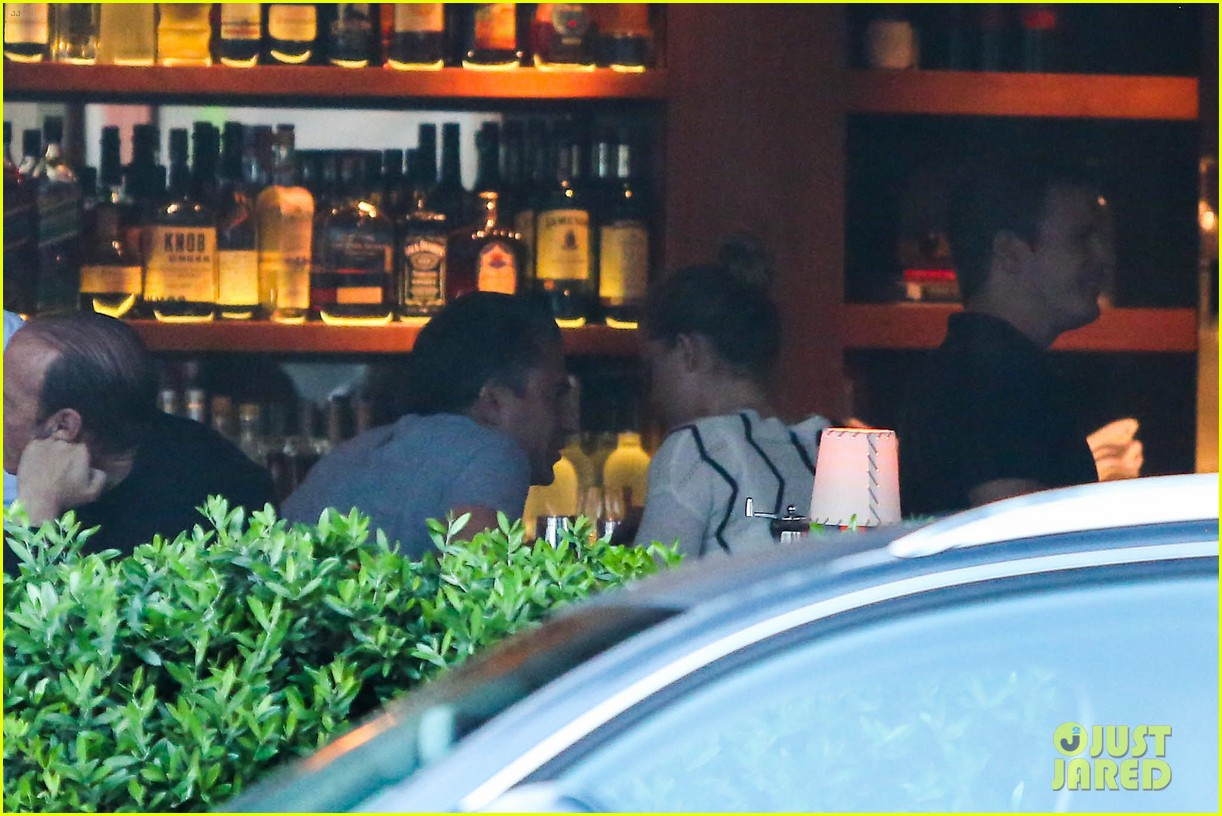 amber heard grabs dinner with talent agent christian carino 292924087