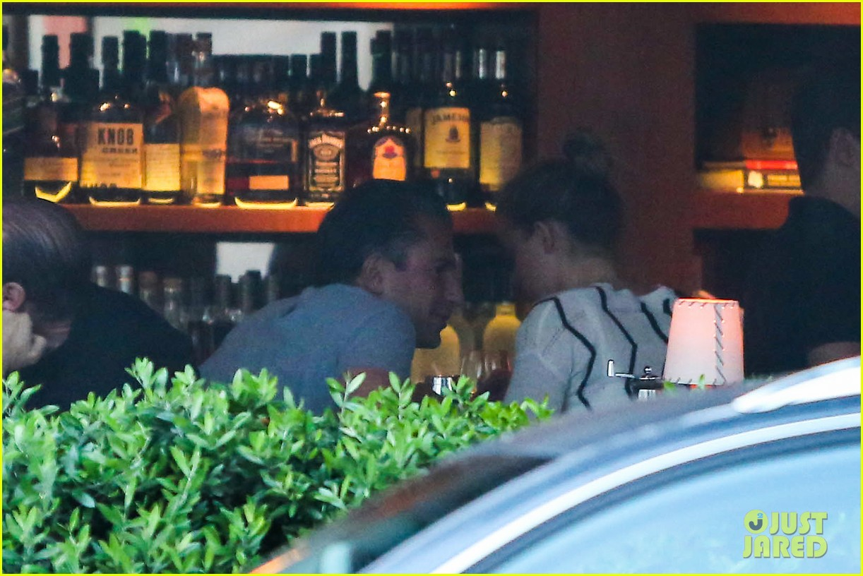 amber heard grabs dinner with talent agent christian carino 302924088