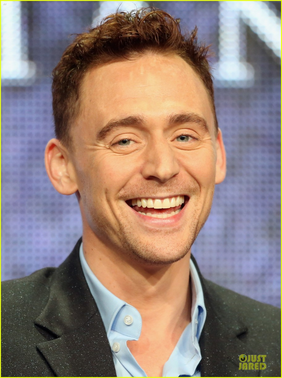 Tom Hiddleston: 'The Hollow Crown' at PBS' TCA Summer Tour!