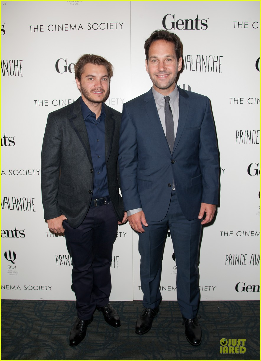 emile hirsch paul rudd prince avalanche nyc screening 01