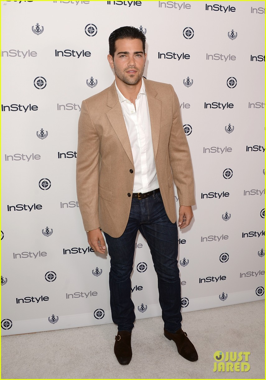emile hirsch jesse metcalfe instyle summer soiree 13