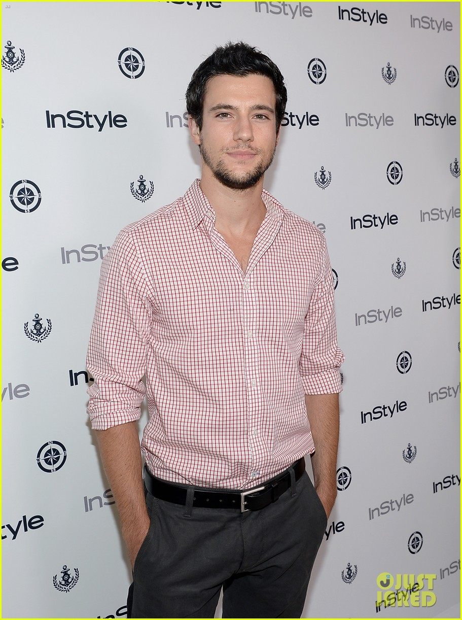 emile hirsch jesse metcalfe instyle summer soiree 17