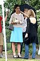 katie holmes plays hopscotch on miss meadows set 32