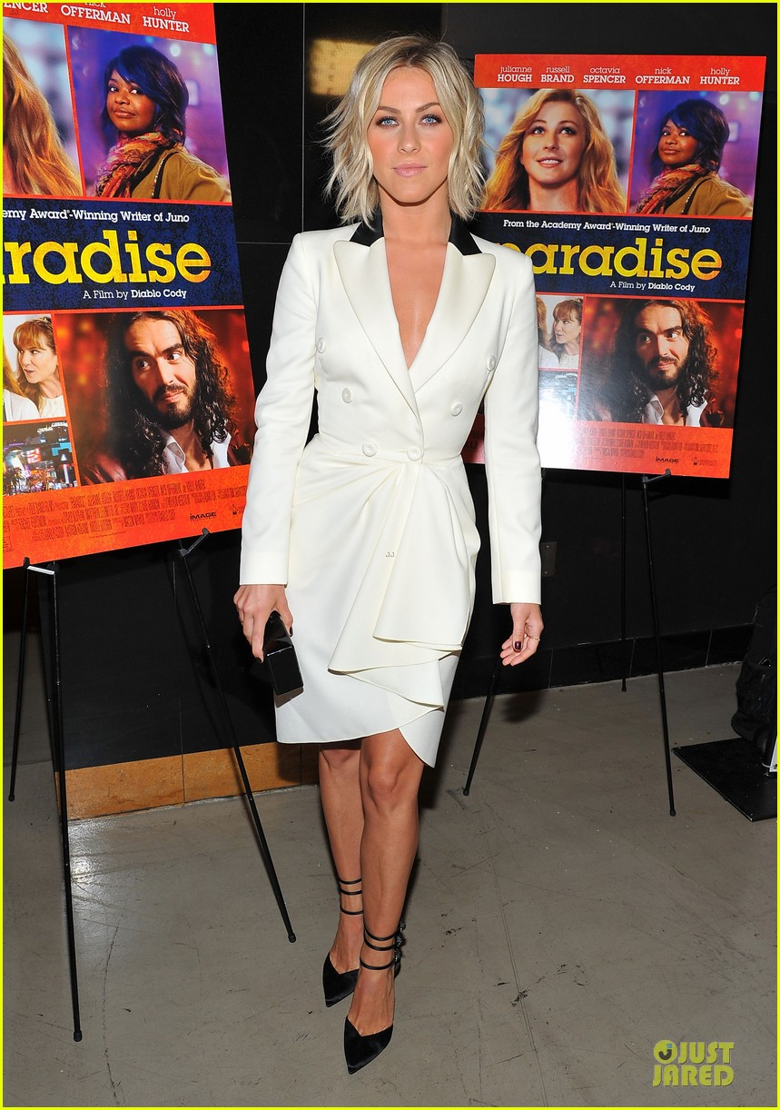 julianne hough paradise hollywood premiere with diablo cody 012925211