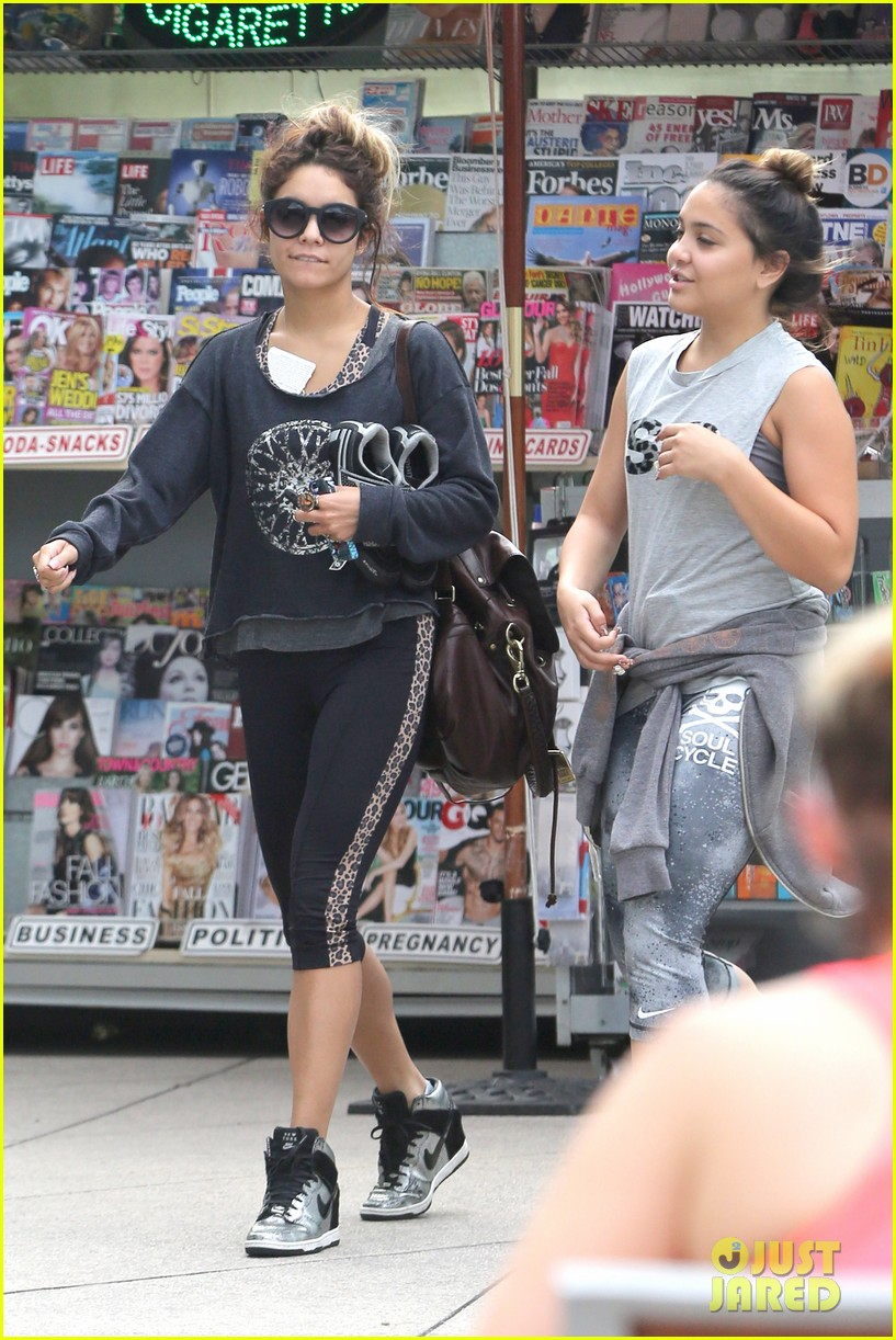 vanessa hudgens wonders why she does hot yoga 062938884