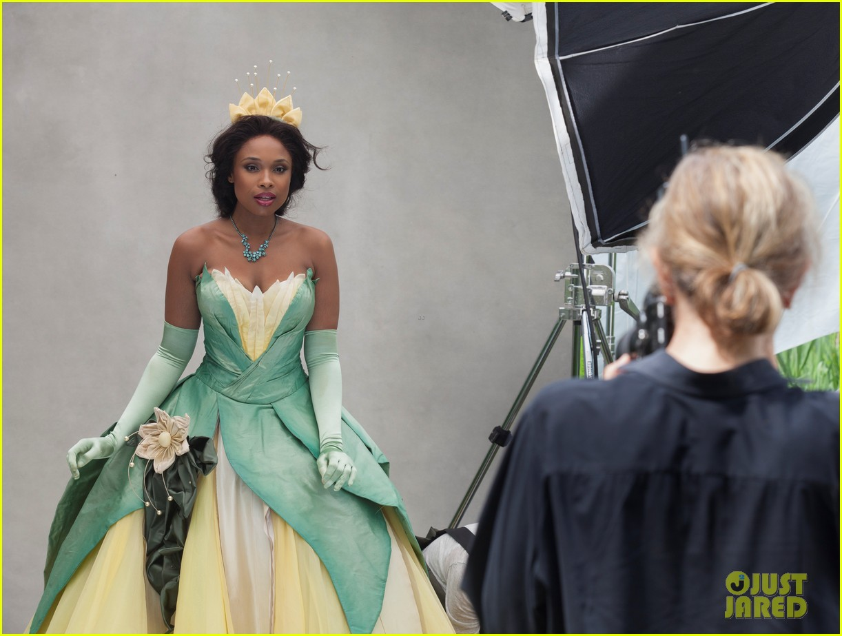 jennifer hudson princess tiana disney dream portrait 112935527