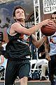 josh hutcherson james lafferty sbnn basketball game 04