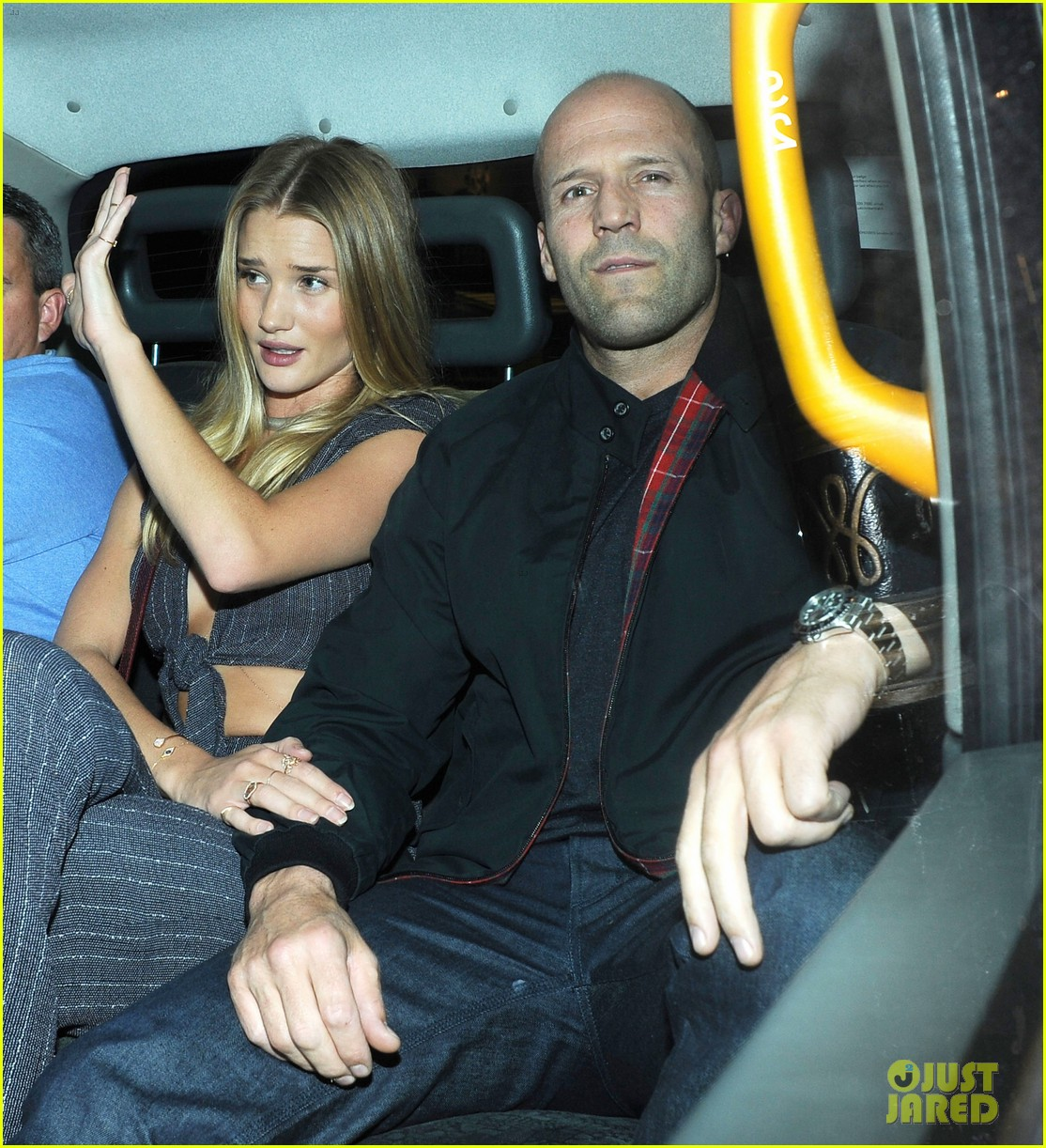 rosie huntington whiteley jason statham cecconis couple 02