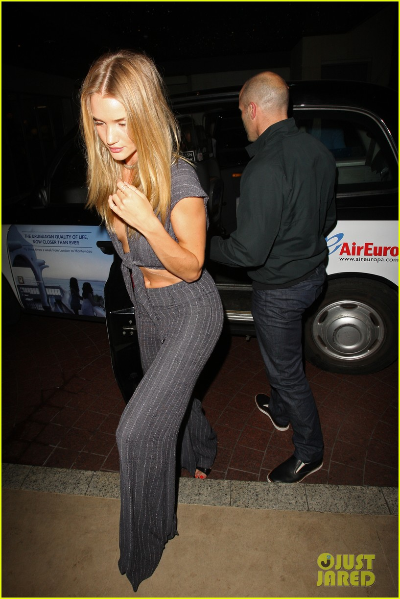 rosie huntington whiteley jason statham cecconis couple 09