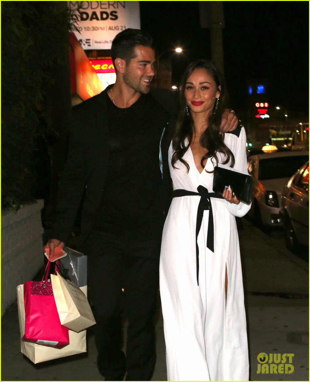 jesse metcalfe cara santana we took the time to get to know each other 30