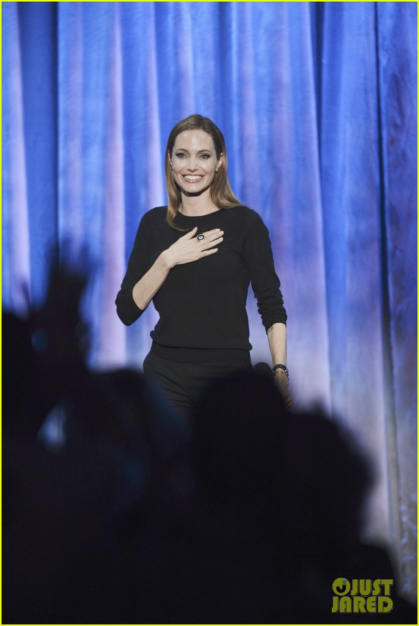 angelina jolie maleficent panel at disney 23 expo 13