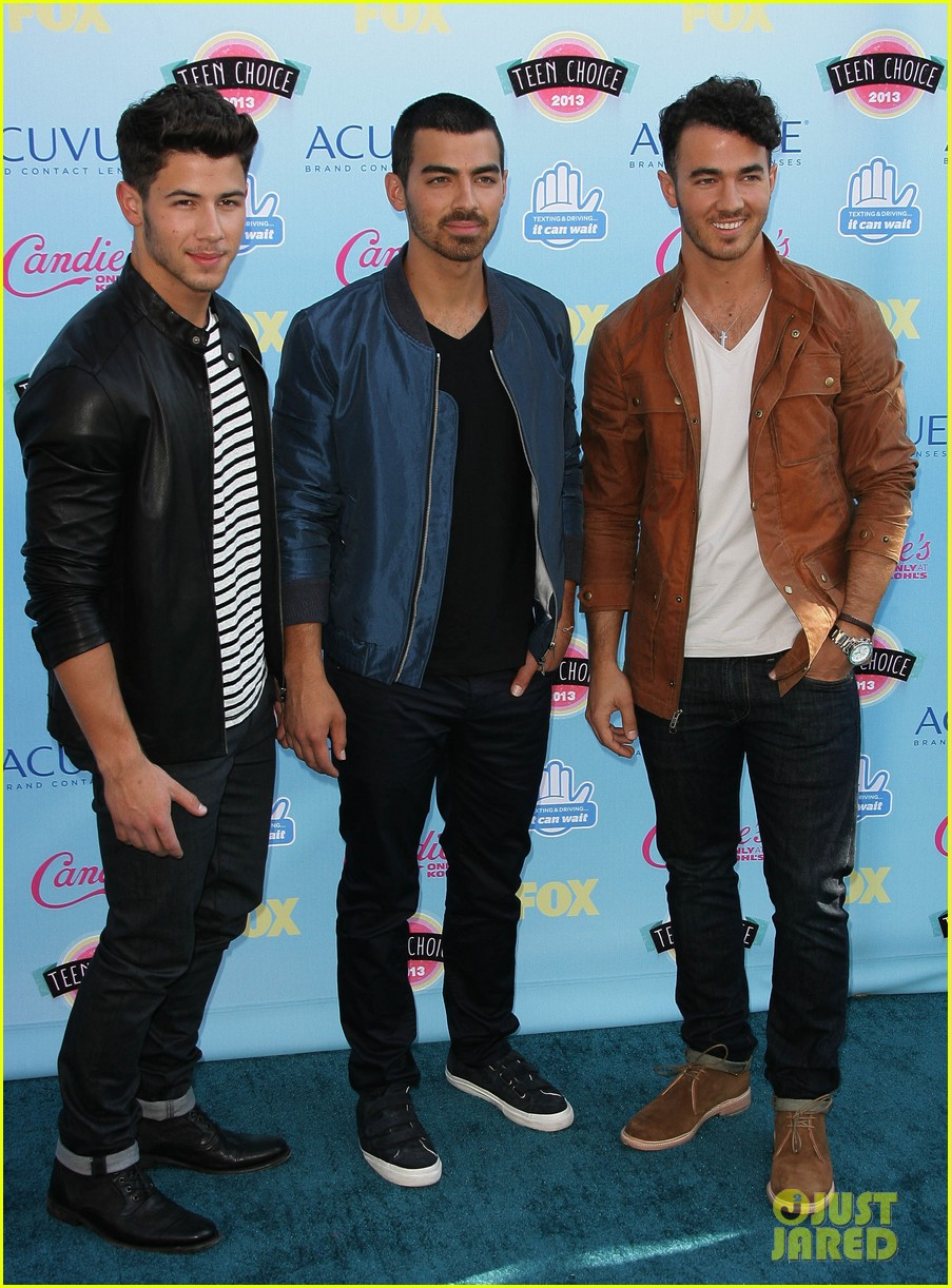 jonas brothers teen choice awards 12