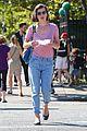 milla jovovich sports bra revealing sheer top 05