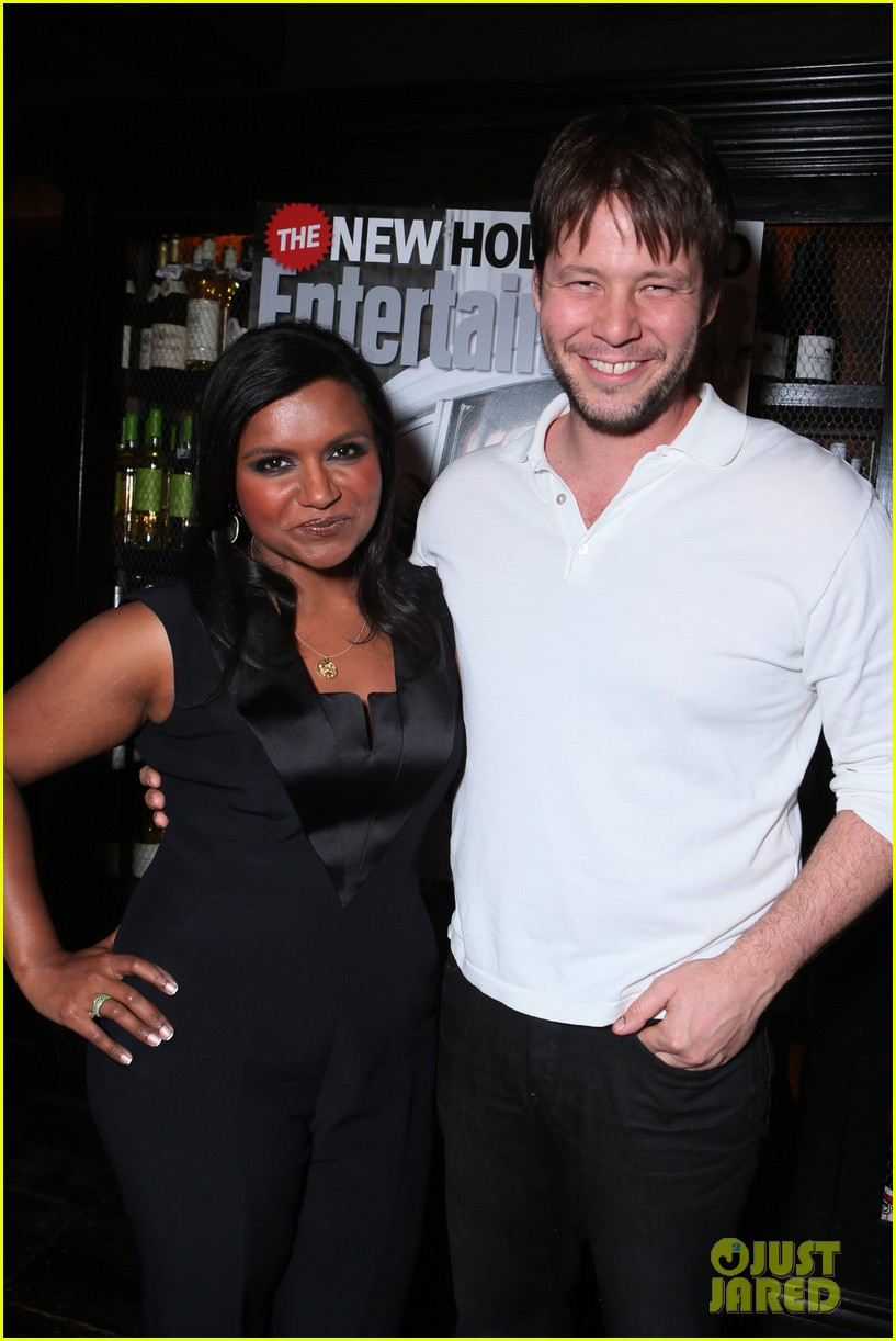 mindy kaling entertainment weekly new hollywood dinner 13