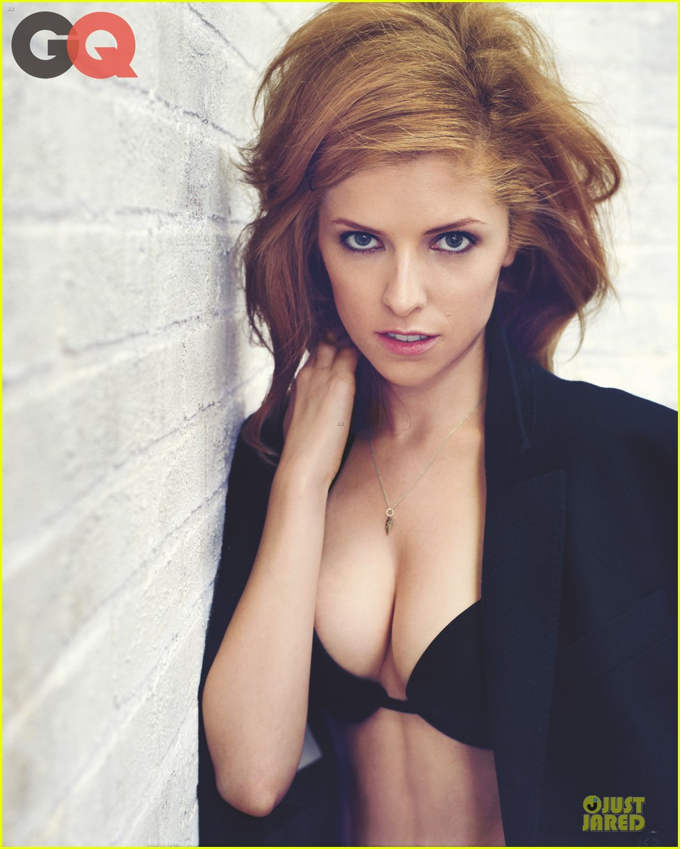 full sized photo of anna kendrick black bikini for gq