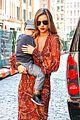 miranda kerr sleepy flynn visit friends 07