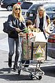 heidi klum martin kirsten motorcycle ride without kids 11