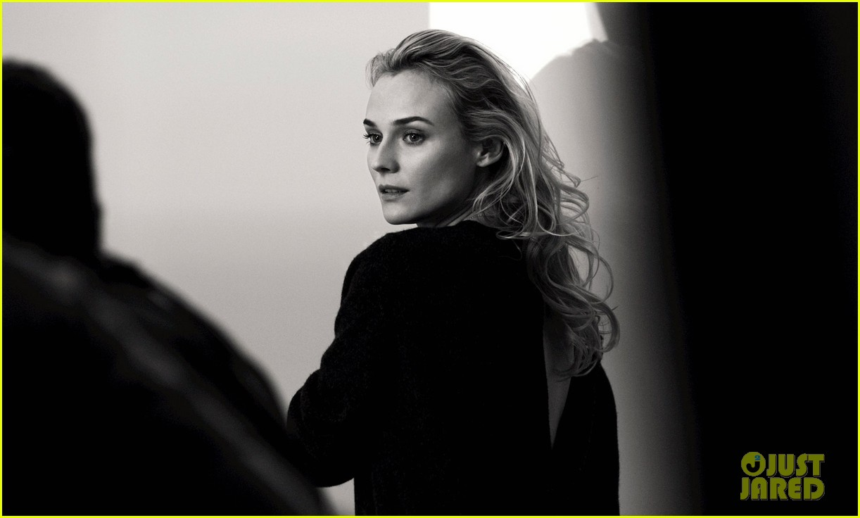 diane kruger chanel behind the scenes pictures 012939397