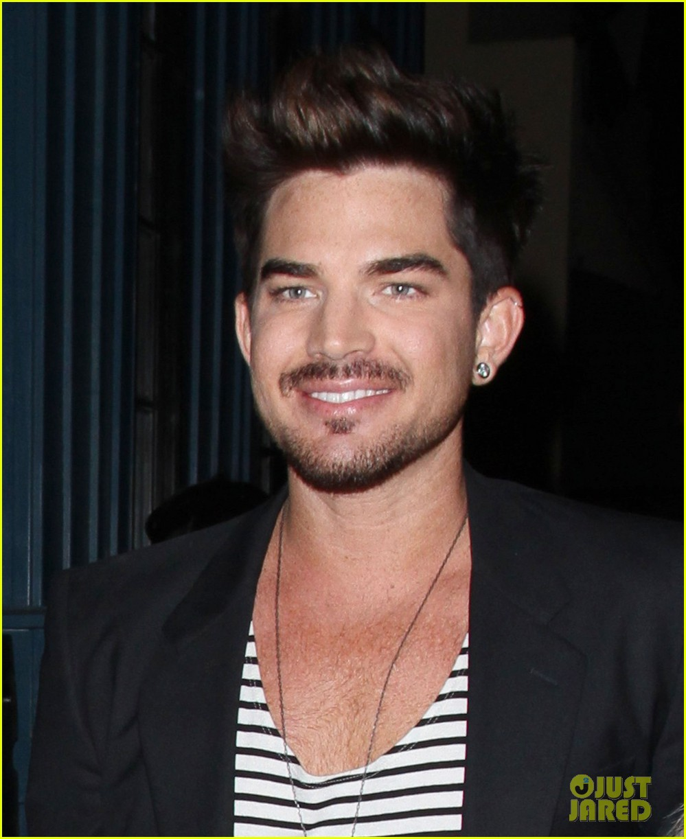 adam lambert ed sheeran hooray henrys night out 01