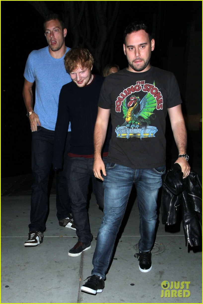 adam lambert ed sheeran hooray henrys night out 122940018