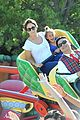 jennifer lopez spends fun day at disneyland with the kids 02
