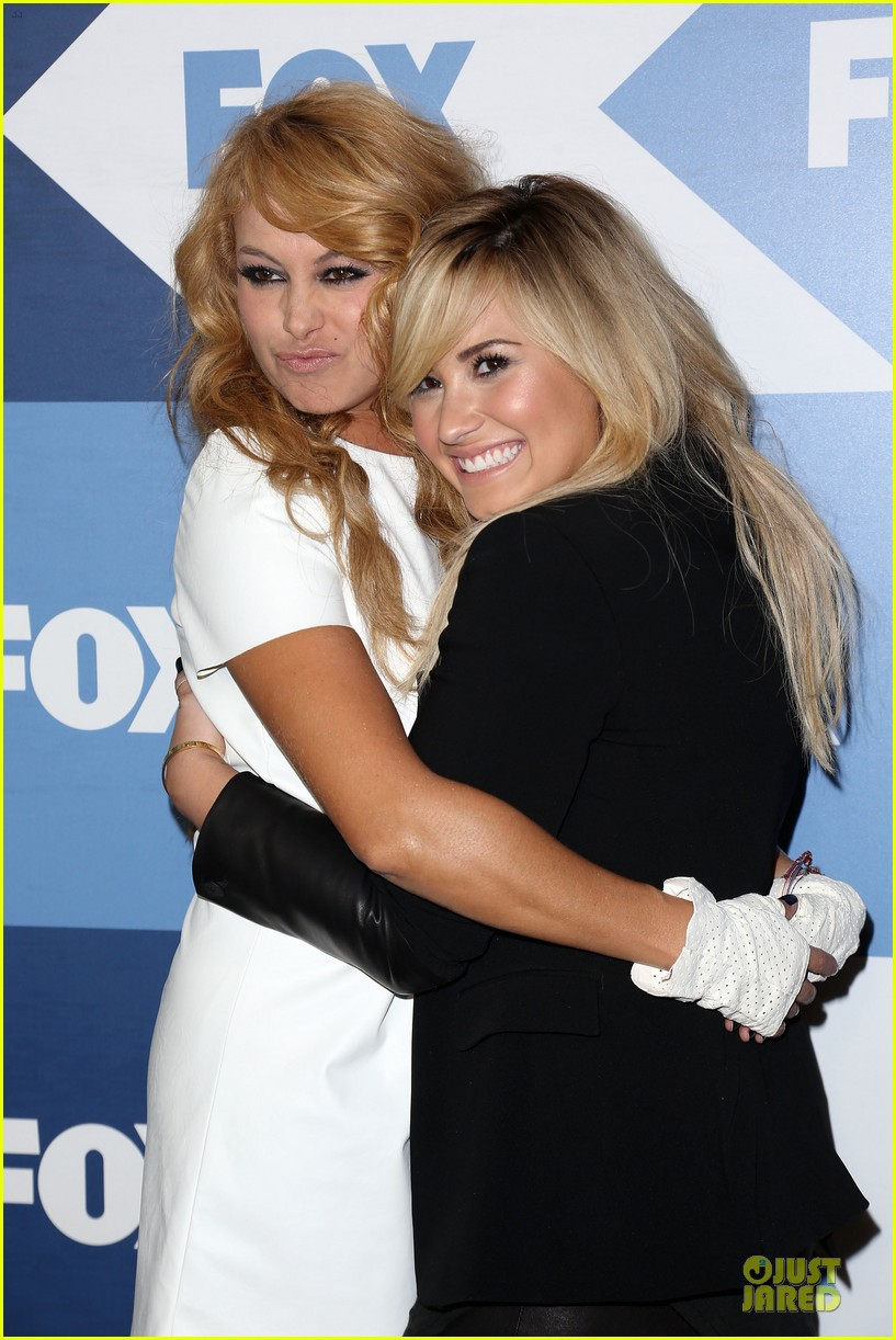 demi lovato kelly rowland fox summer tca all star party 242922031
