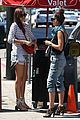 ashley madekwe cara santana izakaya lunch date 19