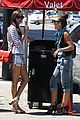 ashley madekwe cara santana izakaya lunch date 22