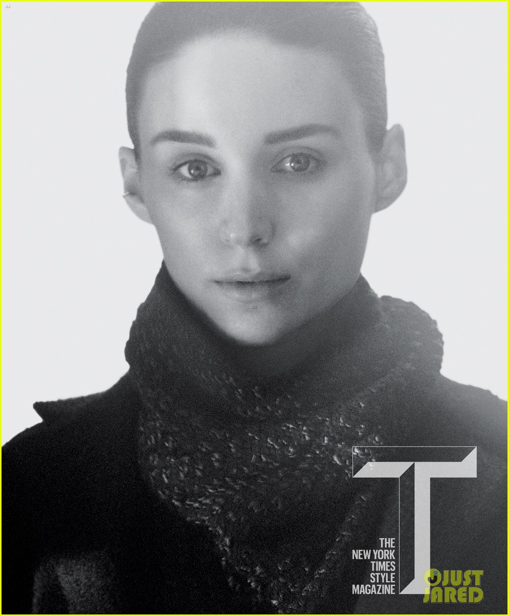 rooney mara covers t the new york times style magazine 01