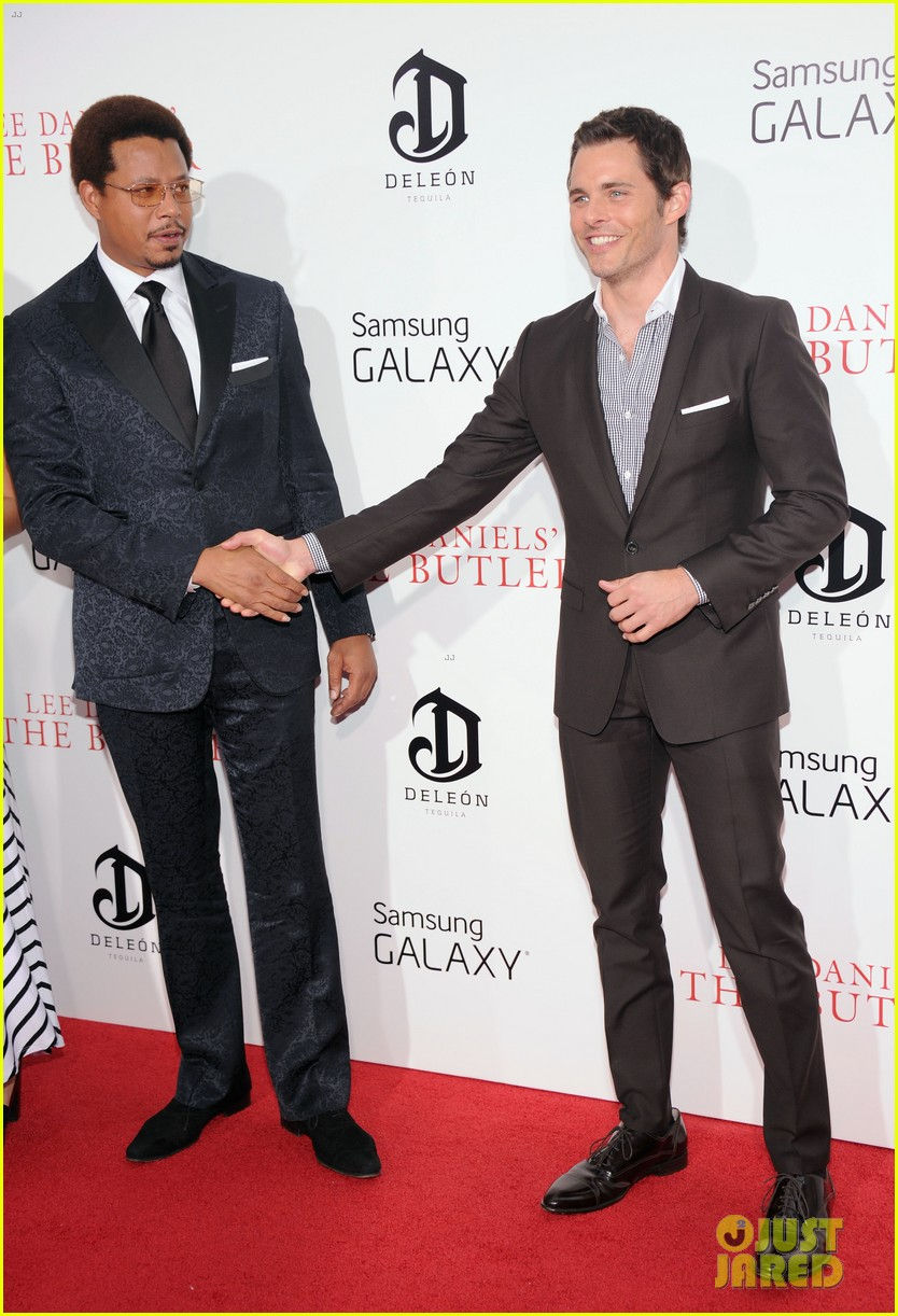 james marsden lenny kravitz the butler nyc premiere 04