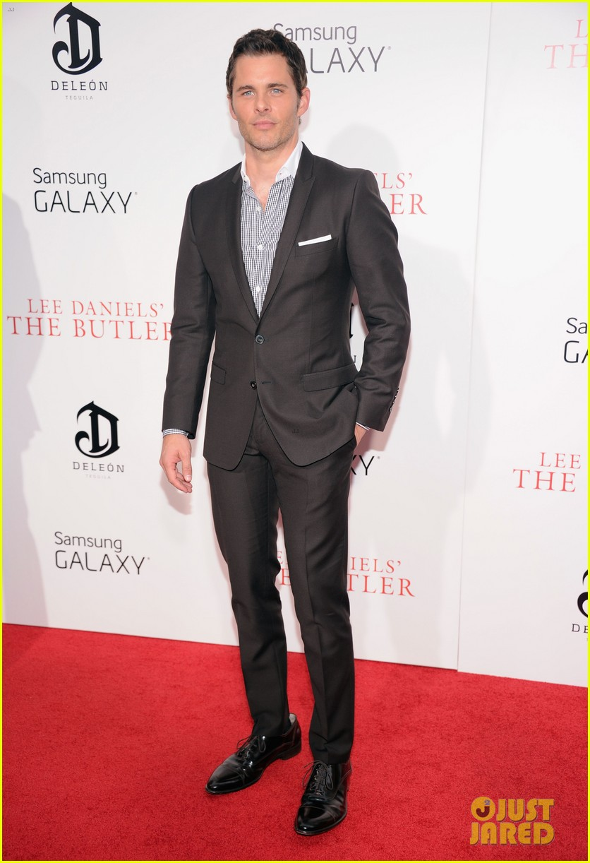 james marsden lenny kravitz the butler nyc premiere 10