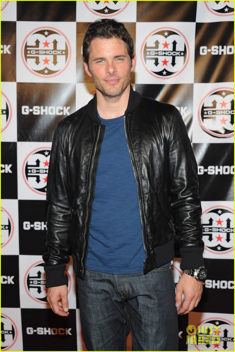 james marsden jessica stam g shock shock the world party 262925887