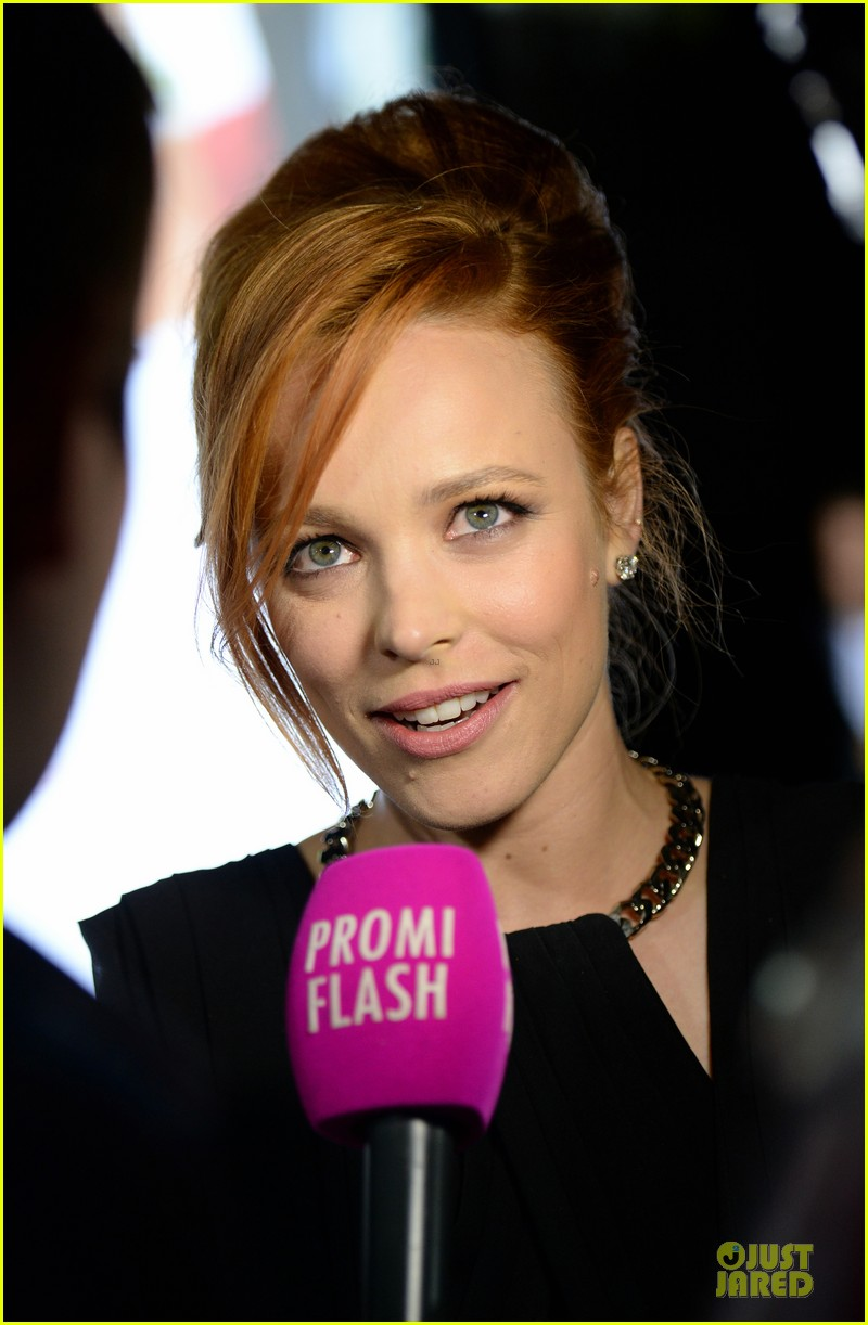 rachel mcadams about time munich screening 302927422