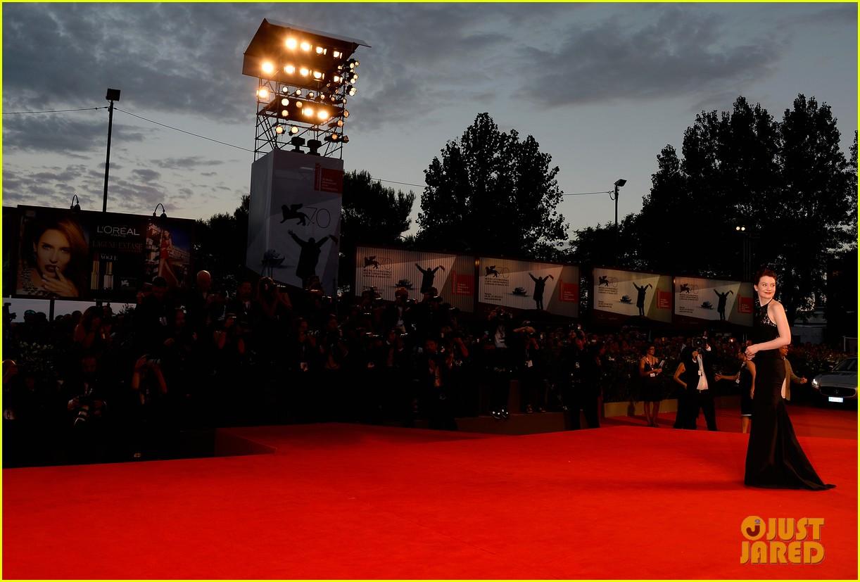mia wasikowska tracks venice film festival premiere 09